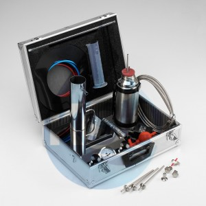 Steam Quality Test Kit with Carry Case